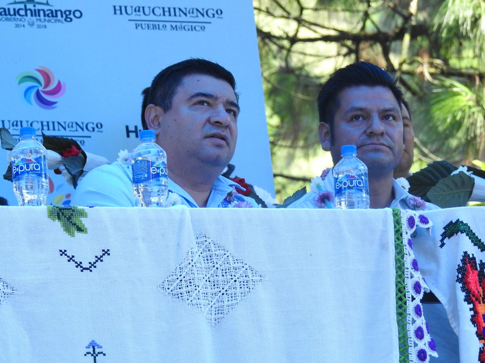 Alcalde declara a Huauchinango libre de megaproyectos